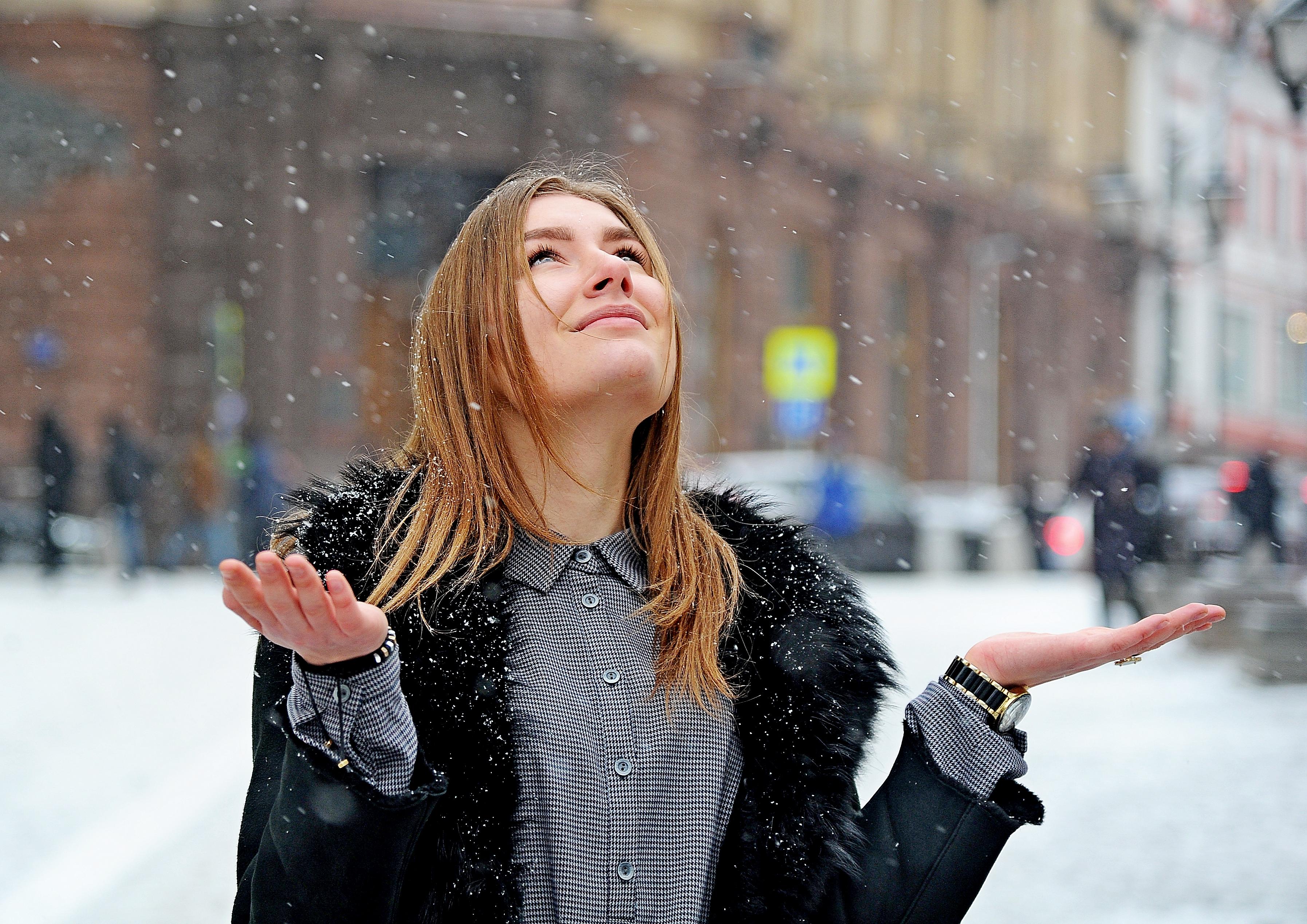Гидрометцентр опроверг слухи о первом снеге, выпавшем в Москве
