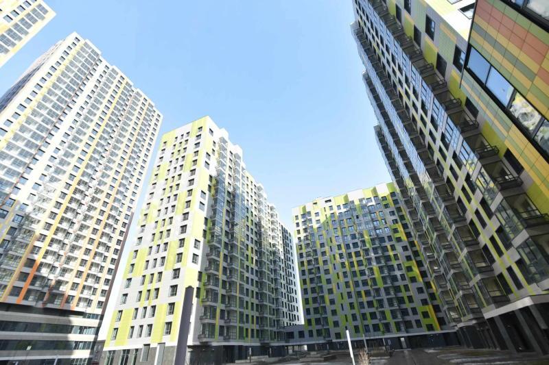 Около 7,5 миллиона «квадратов» недвижимости введут в Москве