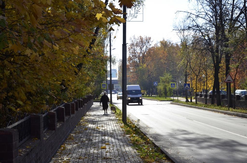 Парковочные карманы обустроят в поселке Марьино