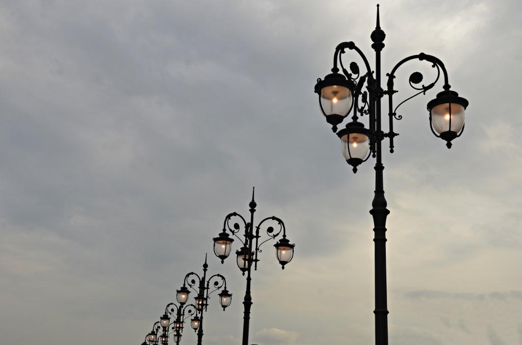 Порядка 1600 светильников запланировали установить в Михайлово-Ярцевском. Фото: архив, «Вечерняя Москва»