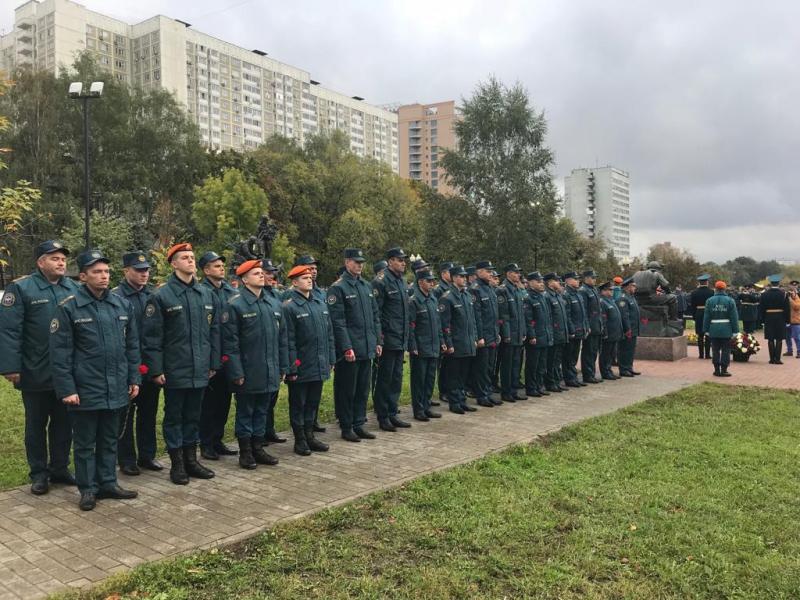 Учения по гражданской обороне провели в Центре «Лидер»