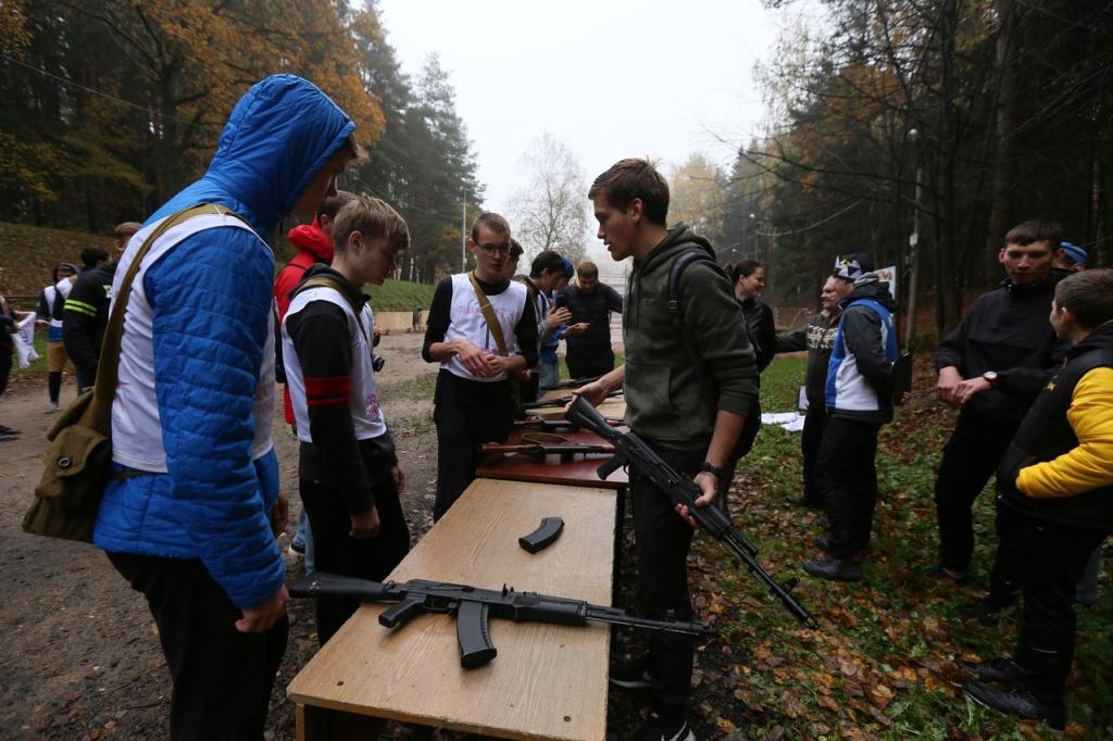 Порядка 50 спортсменов приняли участие в первенстве по полиатлону в Троицке. Фото:официальная страница спортивно-оздоровительной базы «Лесная» в социальных сетях