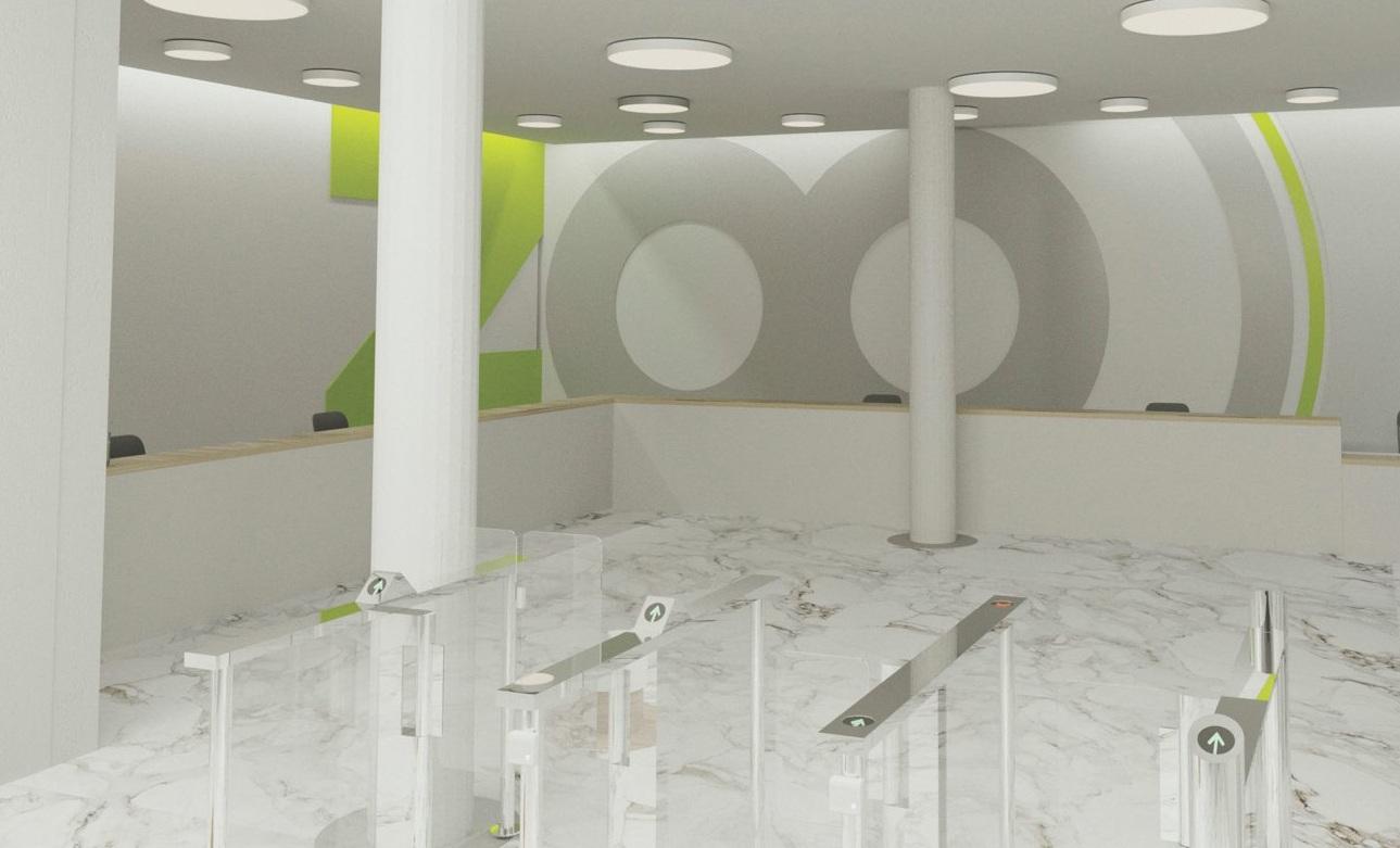 При проектировании павильона специалисты ориентировались на авангардную архитектуру США. Фото: mos.ru