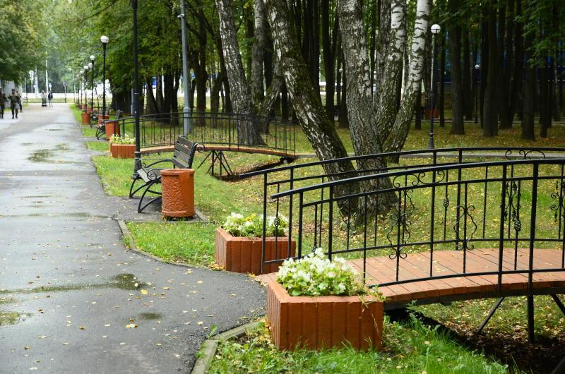 Газон появится на участке площадью 700 квадратных метров в Десеновском. Фото: архив, «Вечерняя Москва»