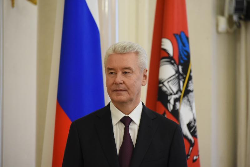 Сергей Собянин рассказал о программе «Мой район»