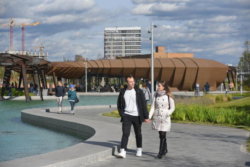 Московские парки в ноябре перейдут на зимний режим работы