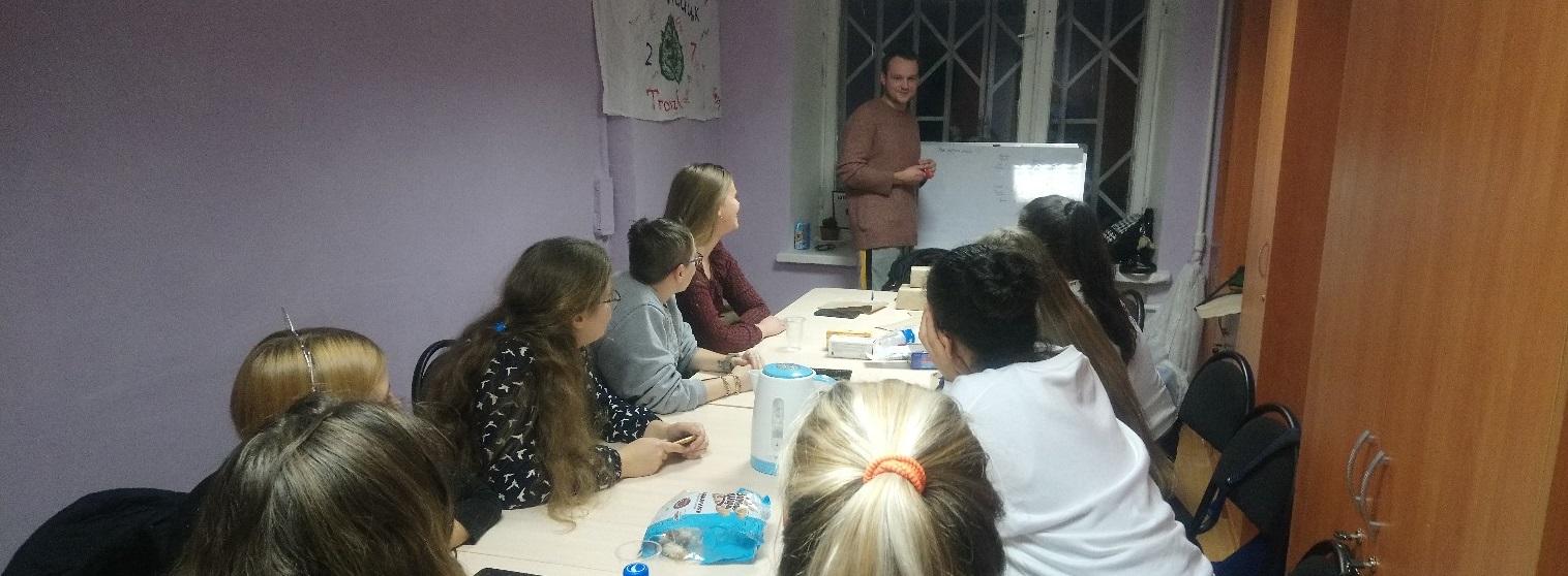 Активисты Троицка организовали лекцию о ракетостроении для школьников