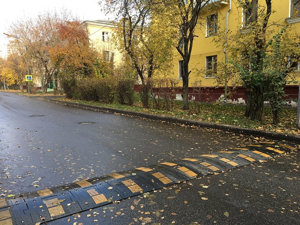 Дороги в Марьино отремонтируют