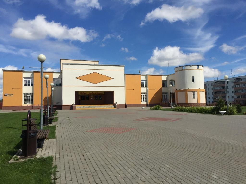 Представители Дома культуры из Первомайского поучаствовали в конкурсе «Золотой сокол — 2018»