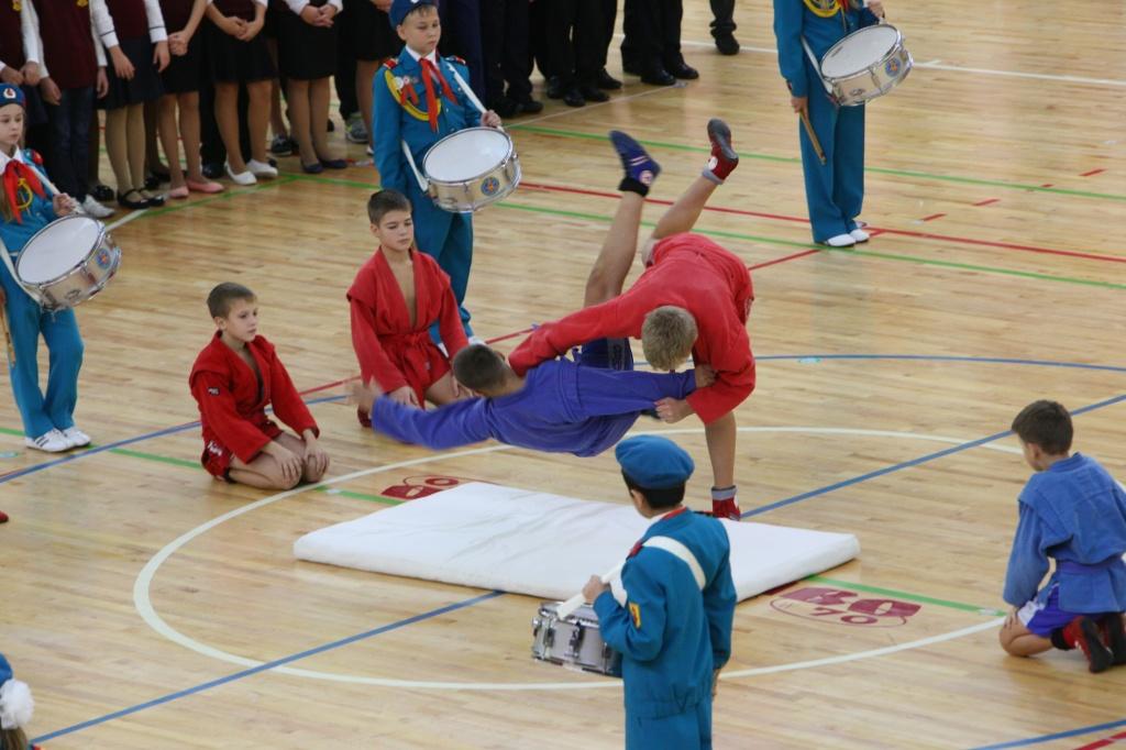 Соревнование по самбо проведут в Троицке. Фото: архив, «Вечерняя Москва»