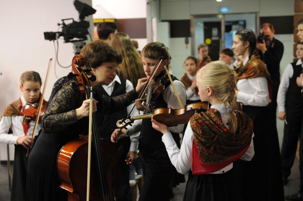 Ежегодный музыкальный концерт проведут в Московском. Фото: архив, «Вечерняя Москва»