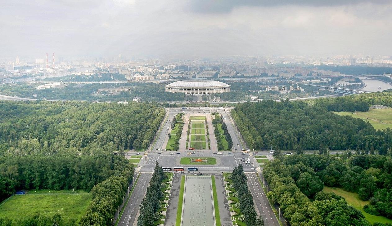 Московские улицы перекроют из-за матча ЦСКА — «Реал»