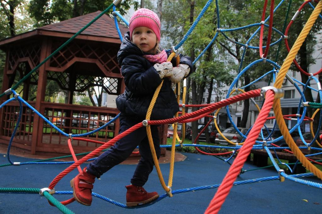 Детскую площадку обустроят в Троицке