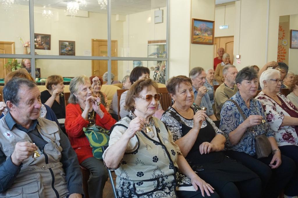 День народного единства отметят в Десеновском