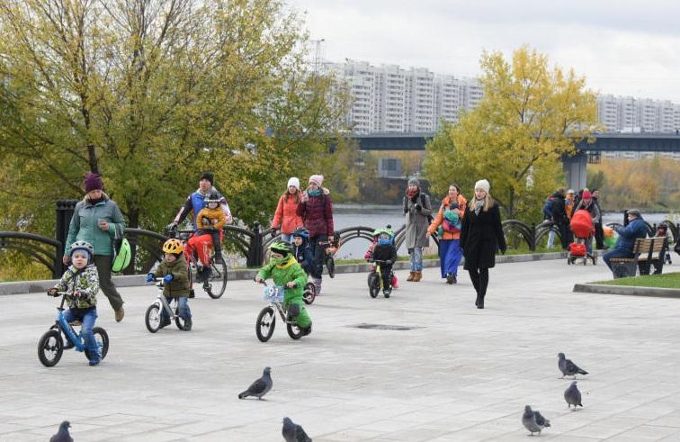 Парк 850-летия Москвы открыли после комплексного благоустройства