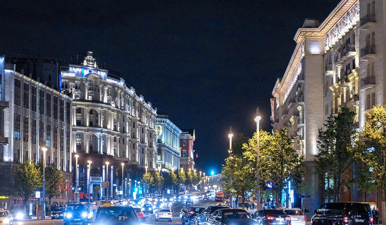 Власти Москвы усилят архитектурно-художественную подсветку