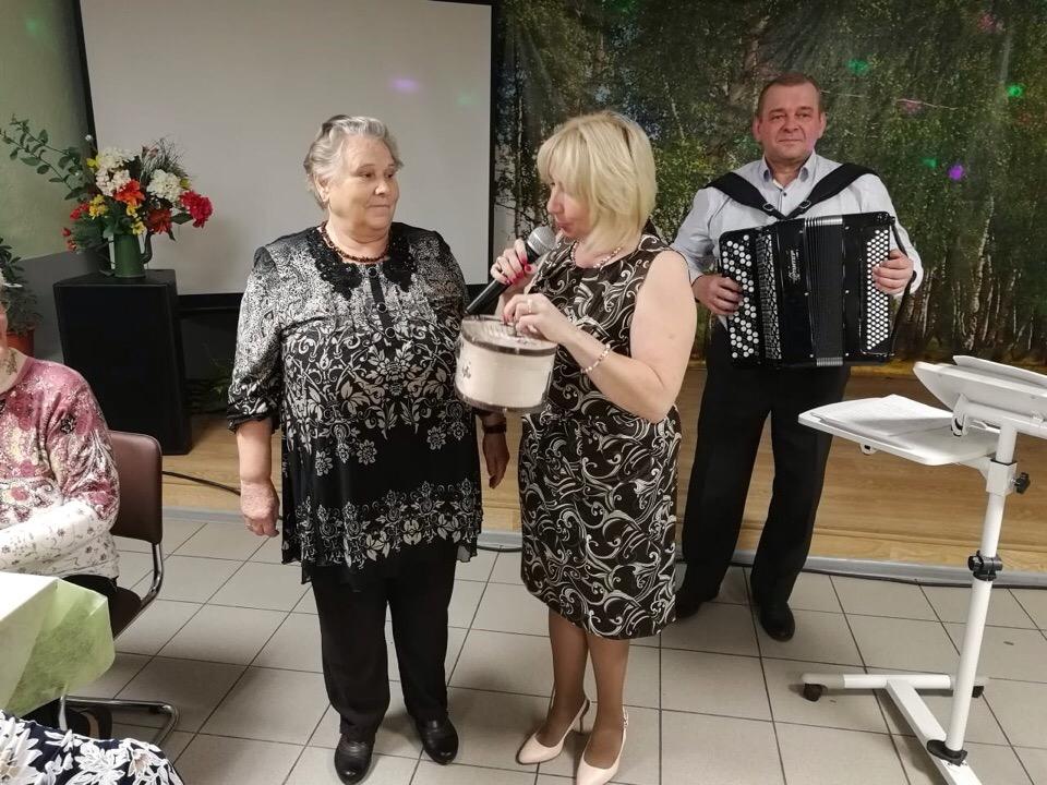 Международный день пожилых людей отметили в Первомайском