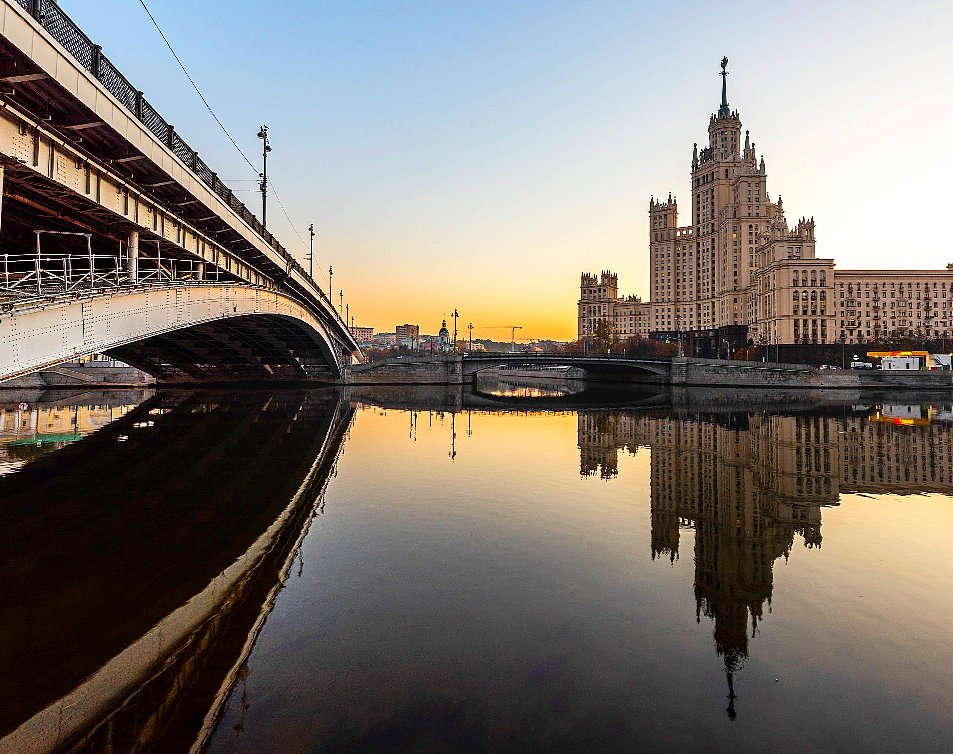 Москва обновила температурный рекорд 1967 года