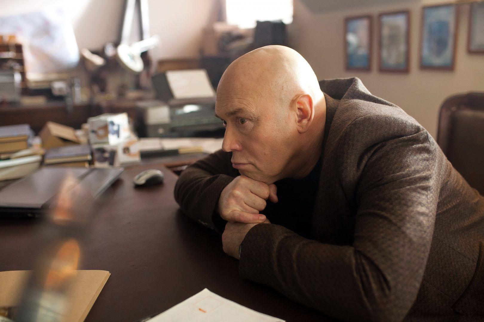 Актер Виктор Сухоруков уверен, что его профессия прекрасна, хотя и очень сложна.Фото: Евгений Степанов/ТАСС