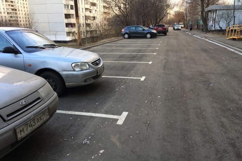 Специалисты кадастрового учета напомнили о правилах парковок автомобилей