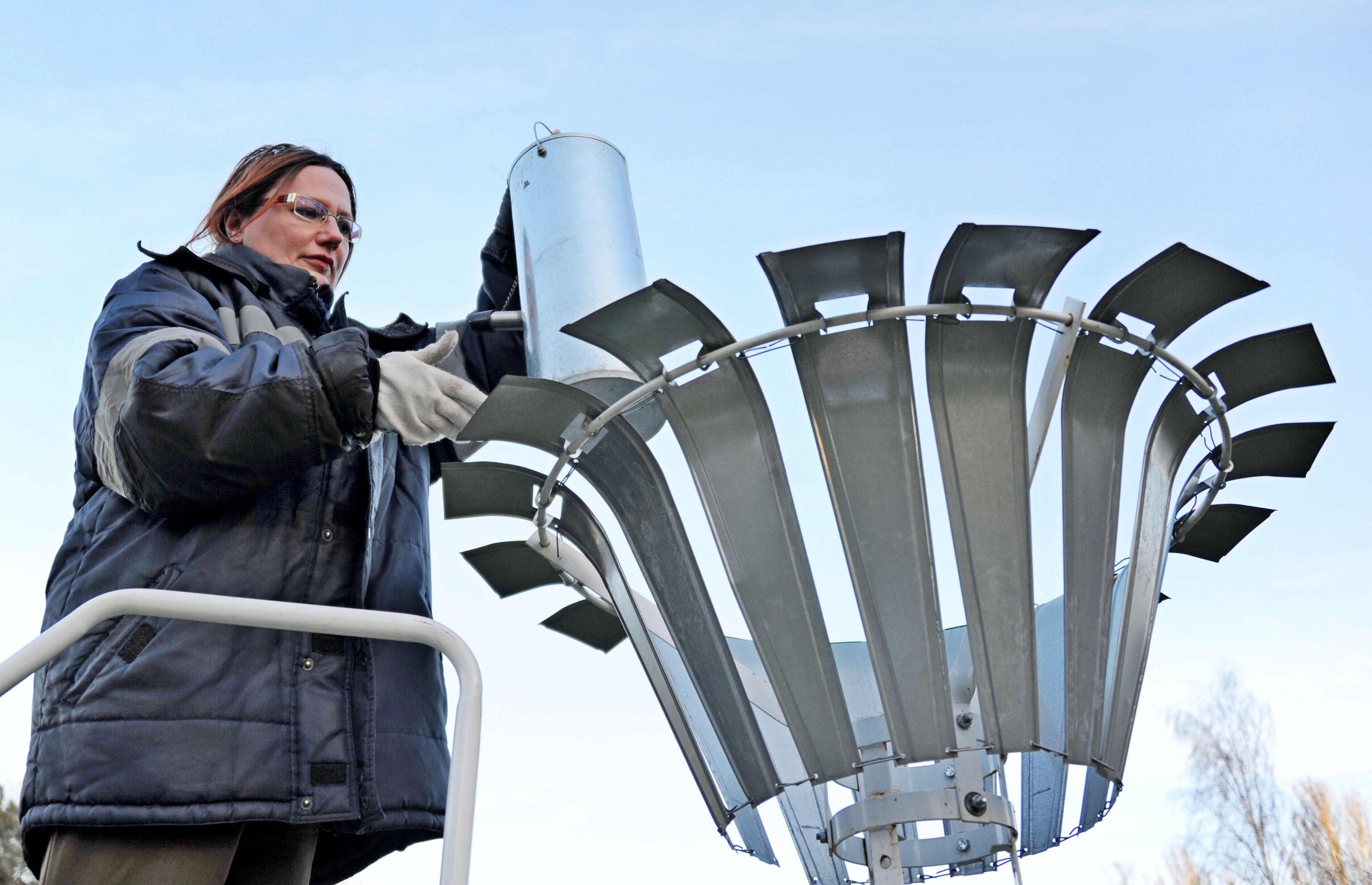 Атмосферное давление вновь подскочило в Москве