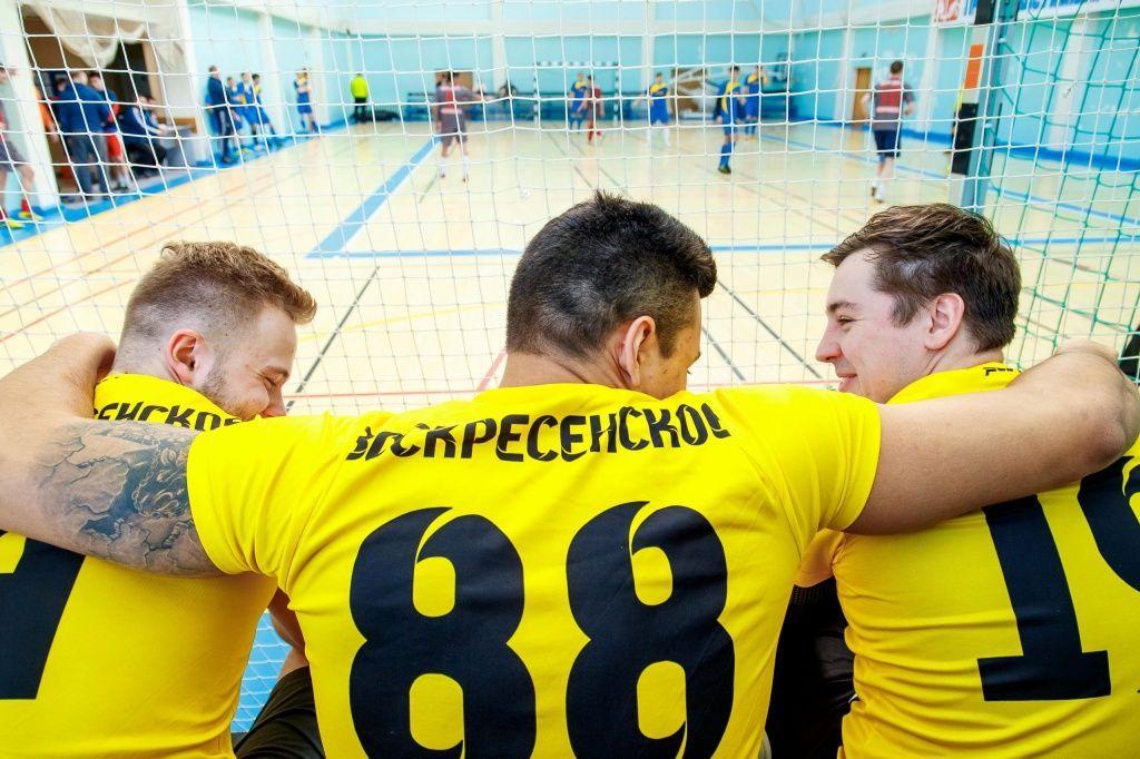 Футболисты из команды «Воскресенец» поборются за победу в Троицке