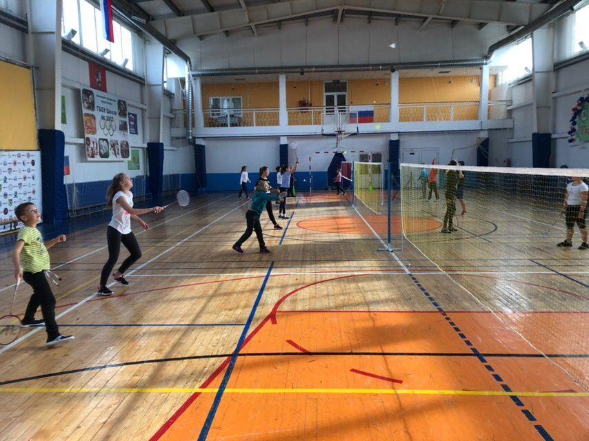 Спортивный клуб «Титаны» выступит на городском турнире по бадминтону