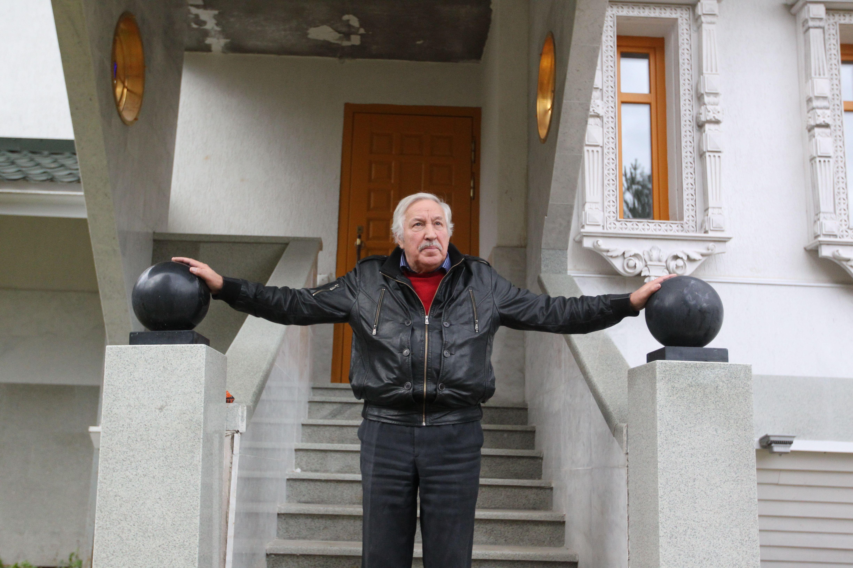 Архитектор Виктор Захаров. Фото: Владимир Смоляков