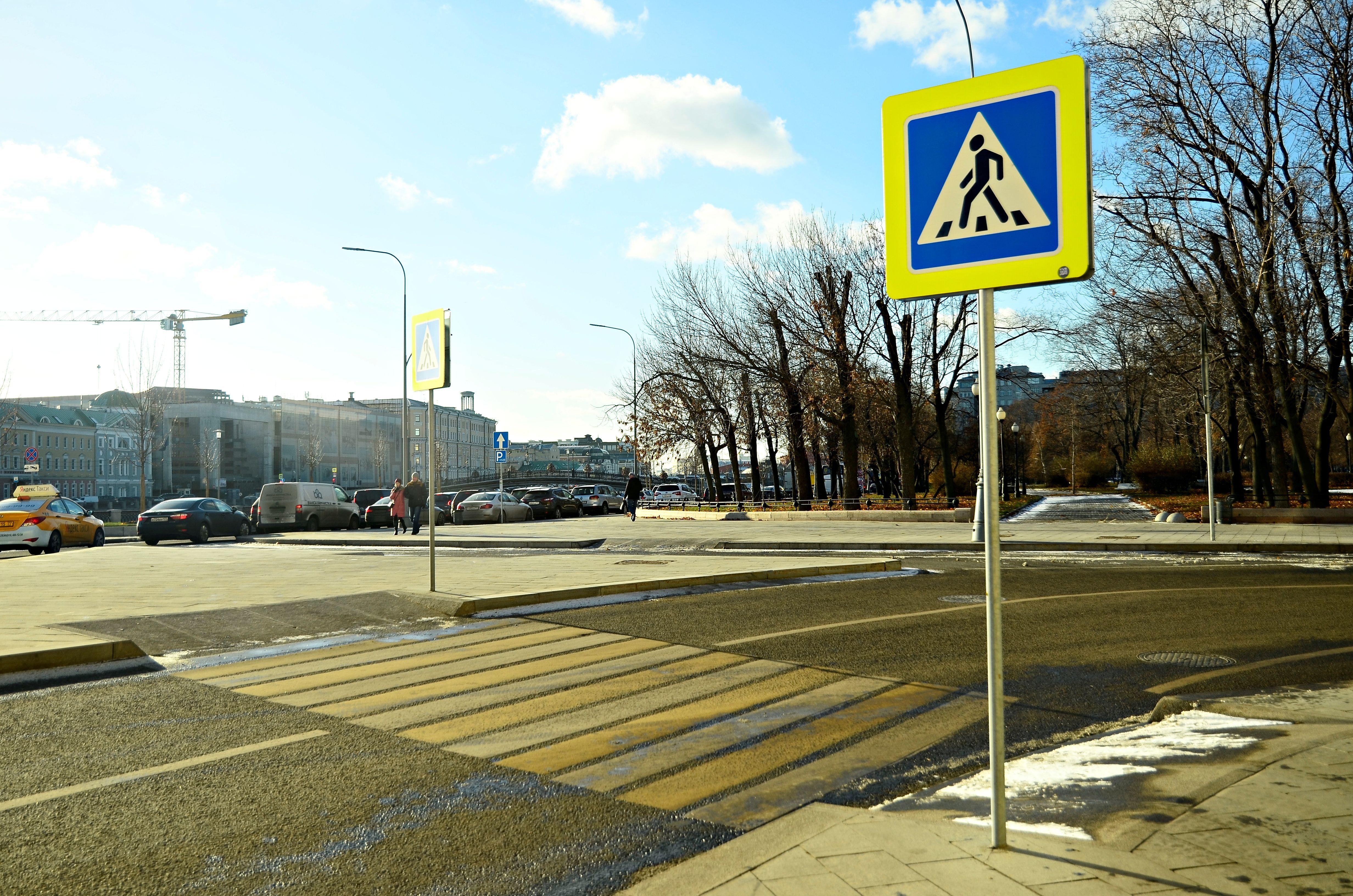 27 ноября полицейские ОБ ДПС ГИБДД УВД по ТиНАО проведут профилактический рейд «Маленький пешеход»