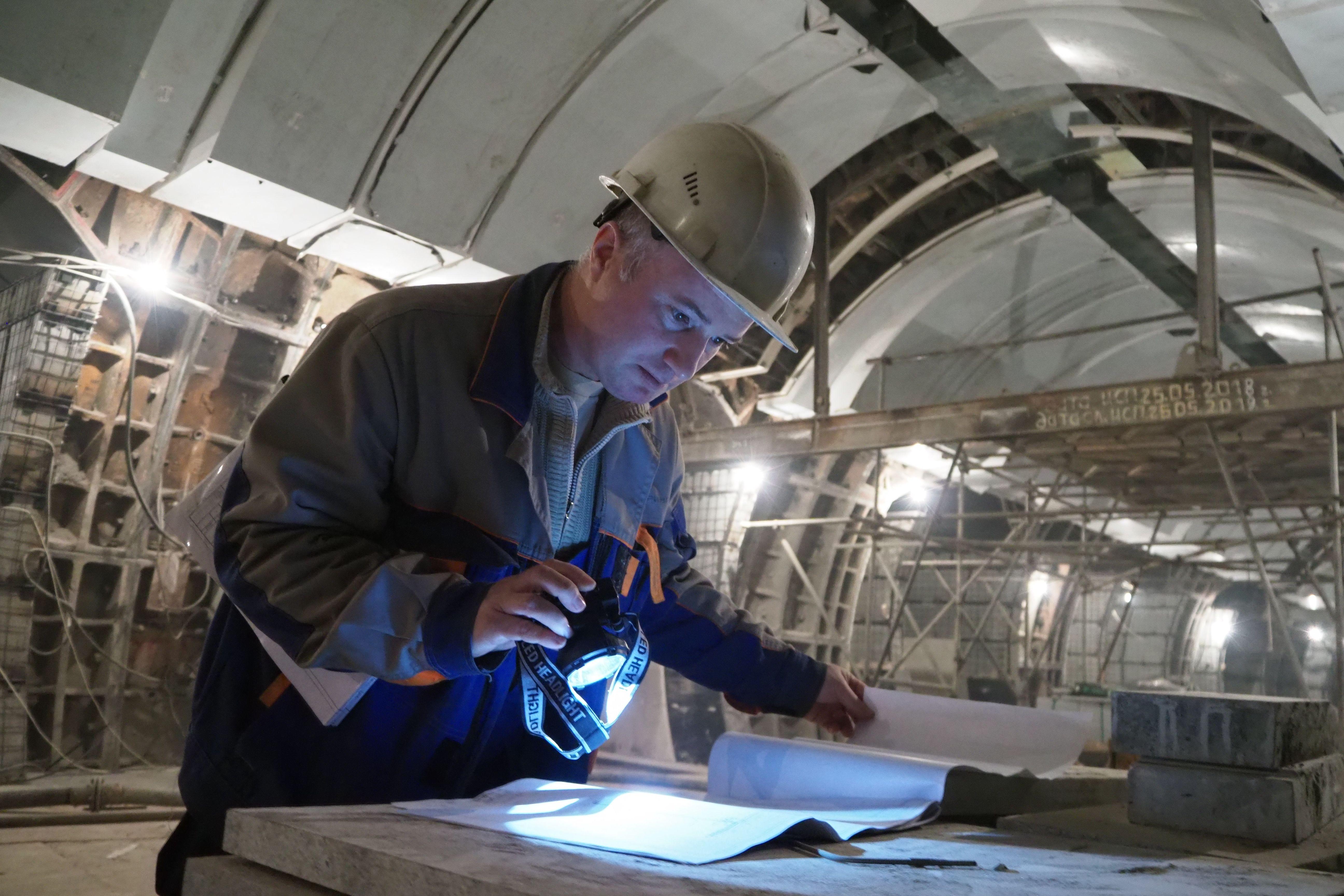 Станцию «Савеловская» БКЛ метро введут в эксплуатацию в декабря 2018 года