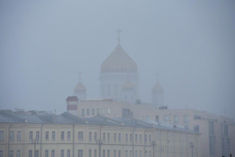 Рабочая неделя принесет туман и гололедицу