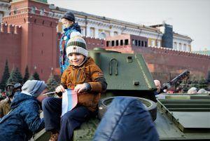 Выставка военной техники. Фото: Никита Нестеров