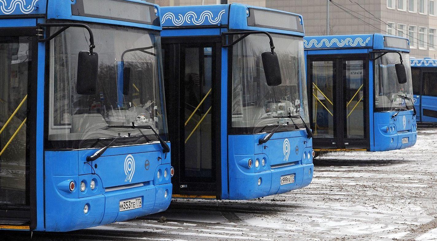 Автобусный маршрут № 887 изменит режим работы