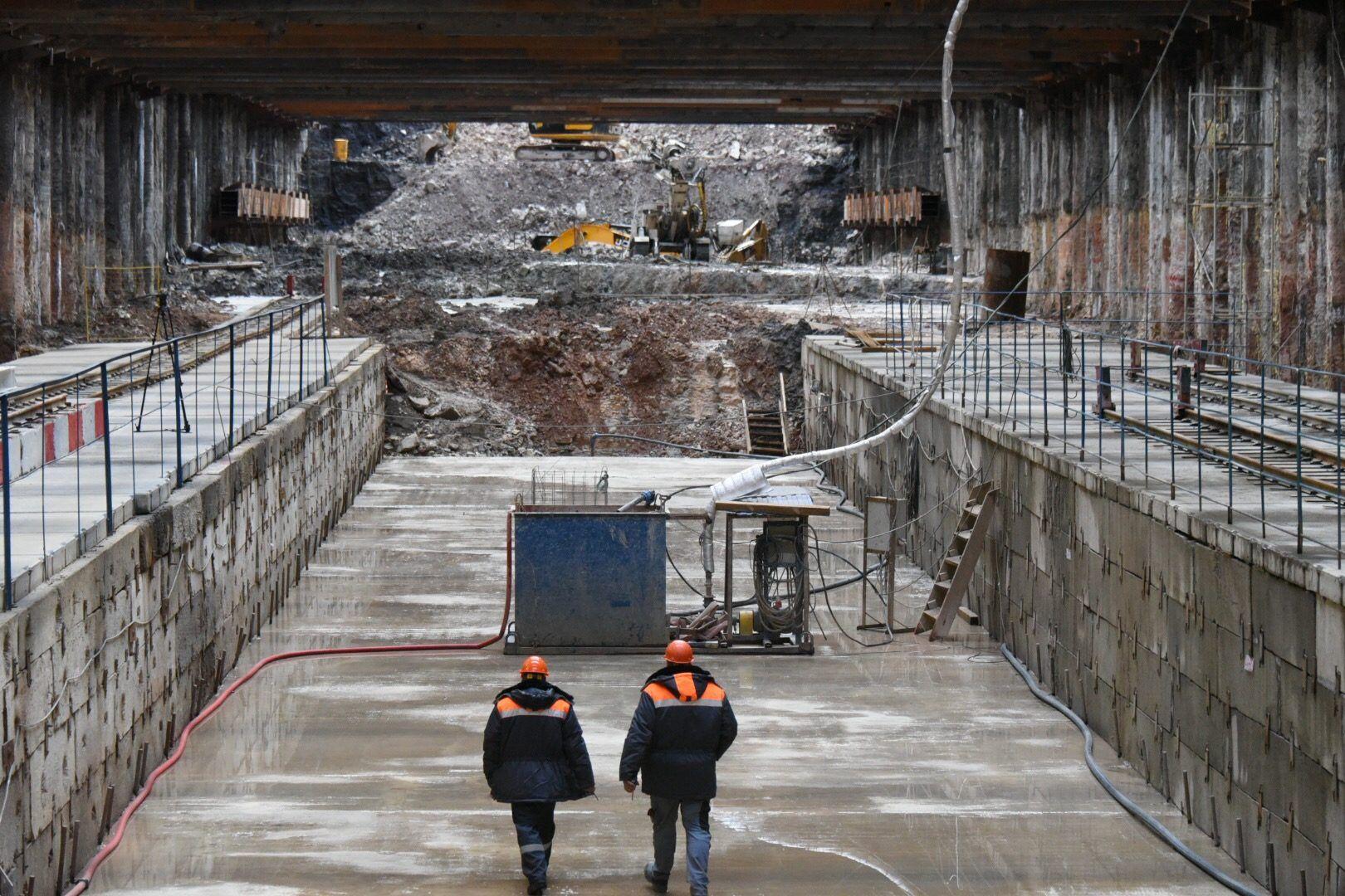 Новый тоннель на Варшавском шоссе отроют в течение ноября.Фото: архив, «Вечерняя Москва»