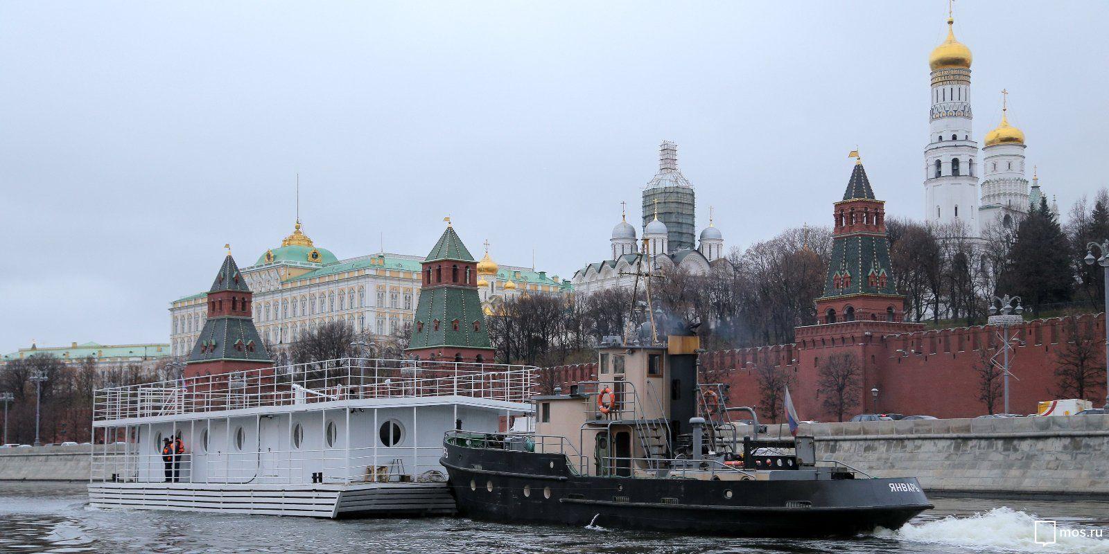 Поисково-спасательная станция «Крымский мост» обрела новый облик