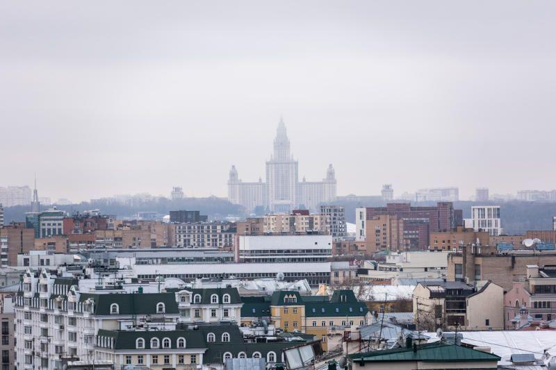 Москвичам пообещали гололедицу в пятницу