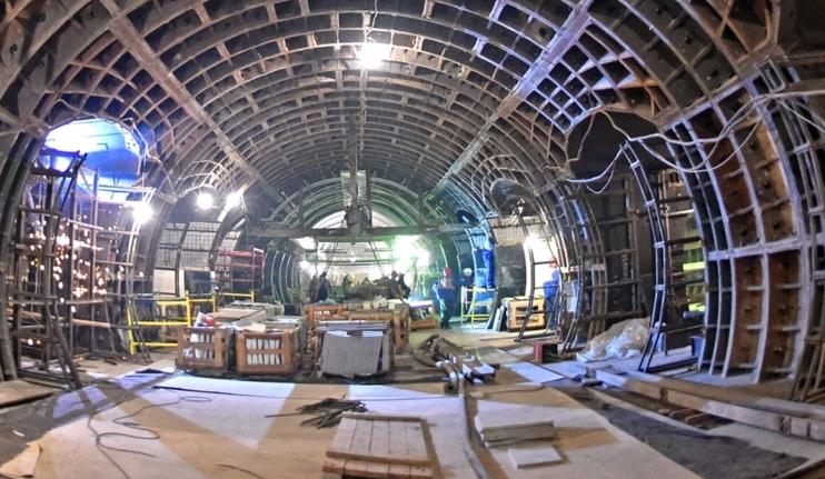 Бирюлевскую линию метро могут проложить до Щербинки