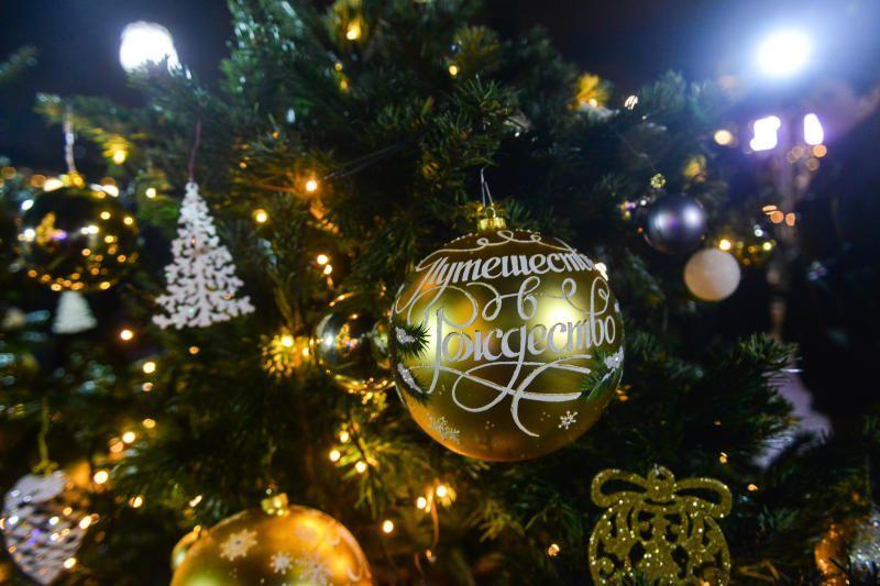 Москвичей пригласили на рождественскую ярмарку