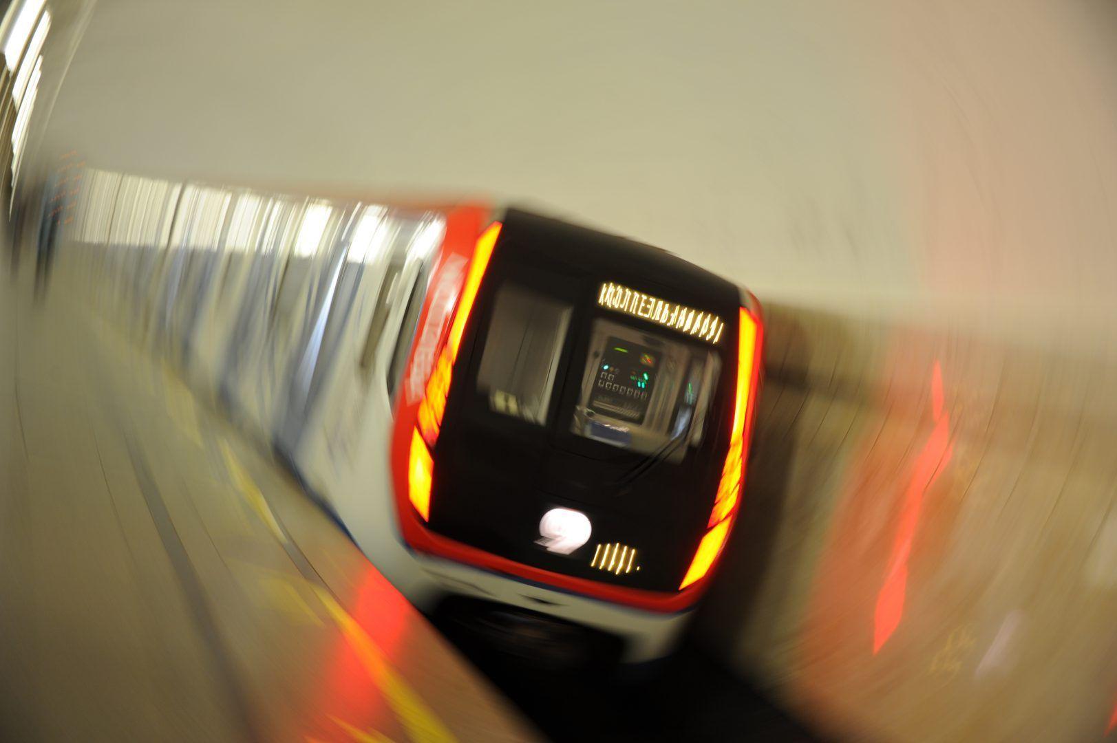 Новые тематические поезда начнут курсировать по Замоскворецкой линии.Фото: архив, «Вечерняя Москва»