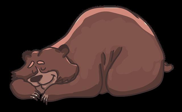 Три медведя Московского зоопарка впали в спячку