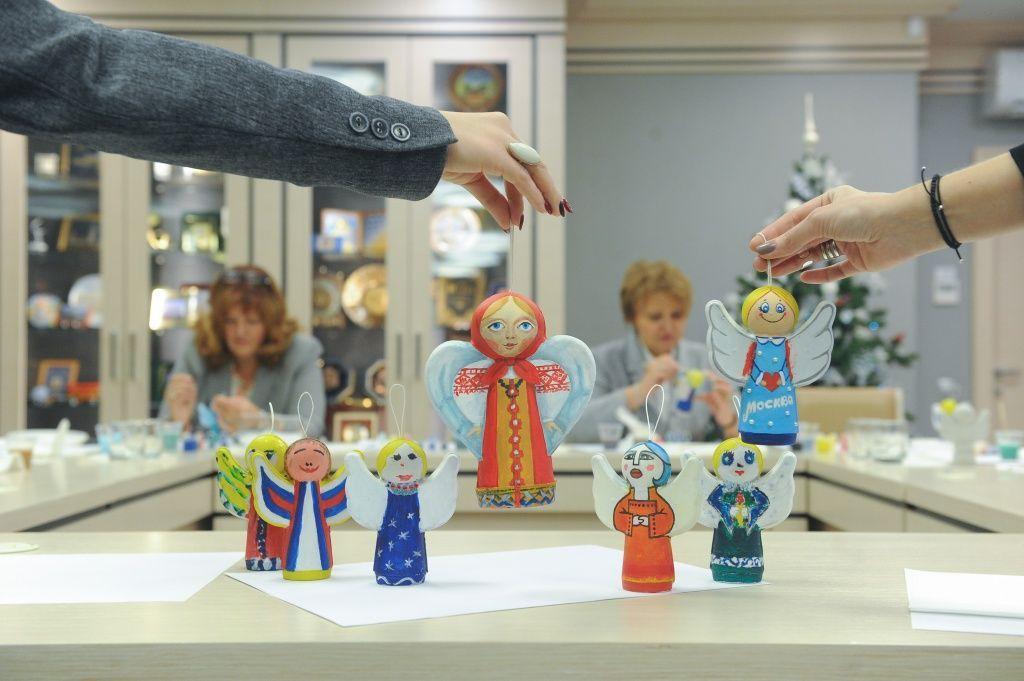 Бабенская игрушка: в Михайлово-Ярцевском пройдут тематические мастер-классы