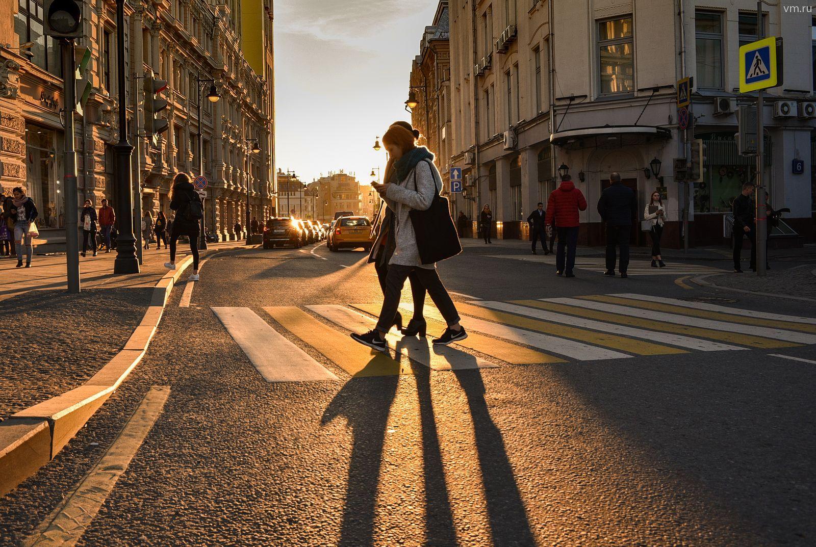Камеры видеонаблюдения появятся на пешеходных переходах
