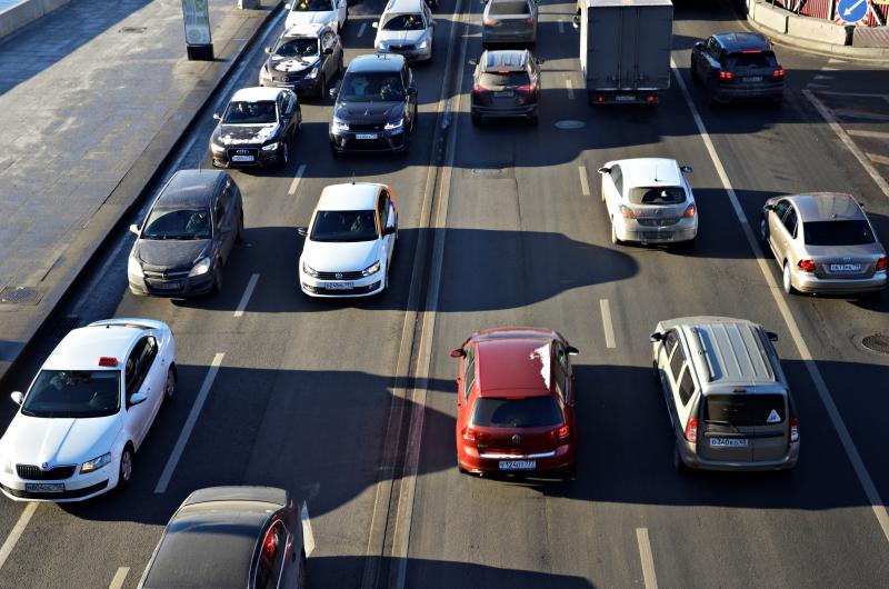 Порядка 450 километров магистральных дорог запланировали построить в Новой Москве. Фото: Анна Быкова, «Вечерняя Москва»
