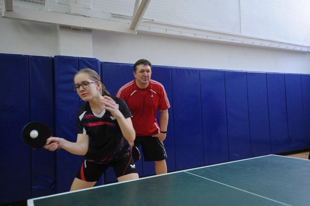 Стать лучшим теннисистом округа приглашают в Спортивный комплекс «Вороново»