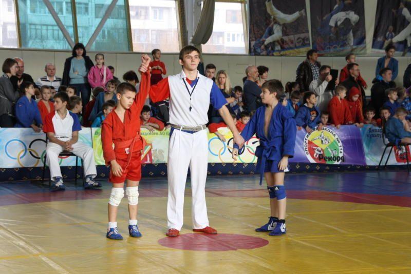 Турнир по самбо состоится в Вороновском