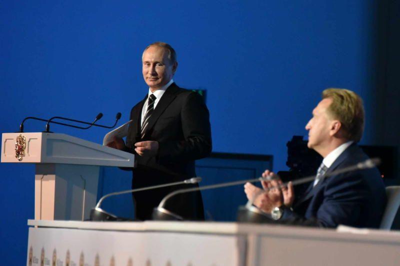 Путин подписал указ о создании в Москве инновационного кластера