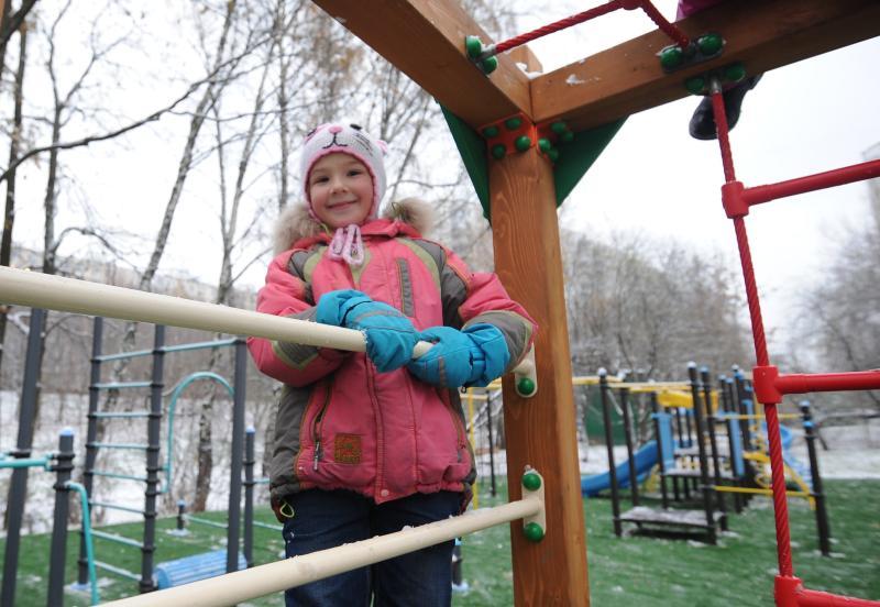 Масштабную программу благоустройства завершили в Щаповском