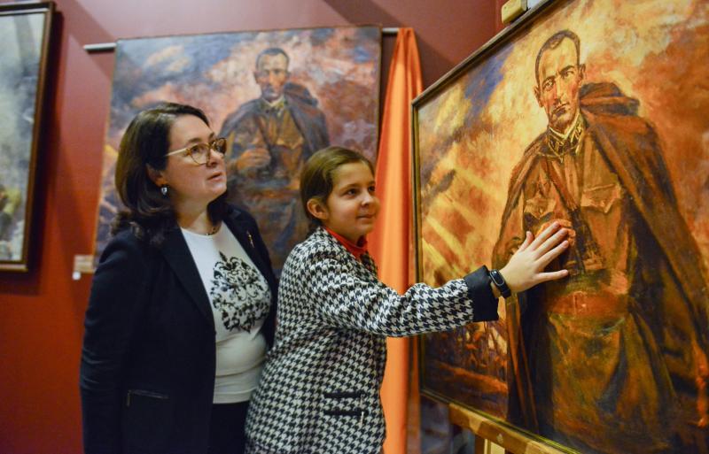 Около шести тысяч москвичей посетили «Ночь искусств» в Музее Победы. Фото: архив, «Вечерняя Москва»