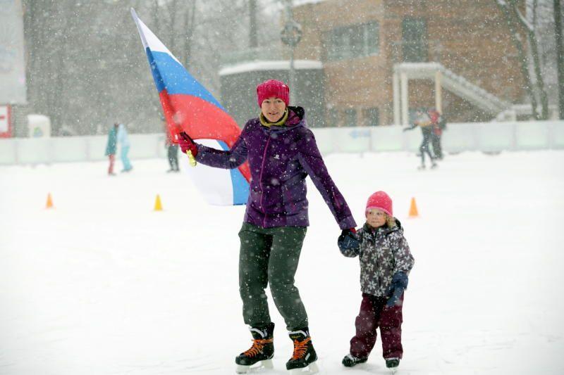 Большой каток зальют для жителей Михайлово-Ярцевского