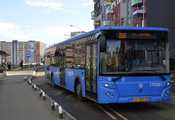 Новые маршруты общественного транспорта запустят в ТиНАО в декабре